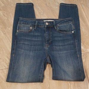 Mavi high rise jeans